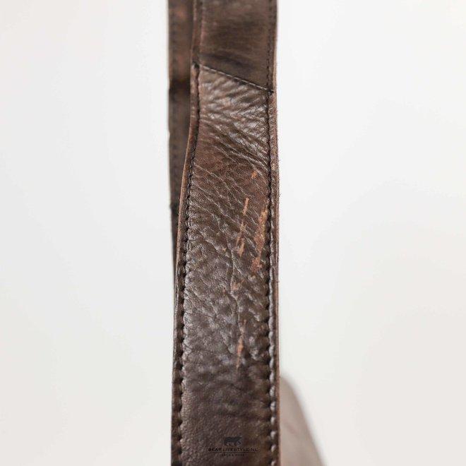 Unisex Schoudertas Bruin *Vlekje CL32841