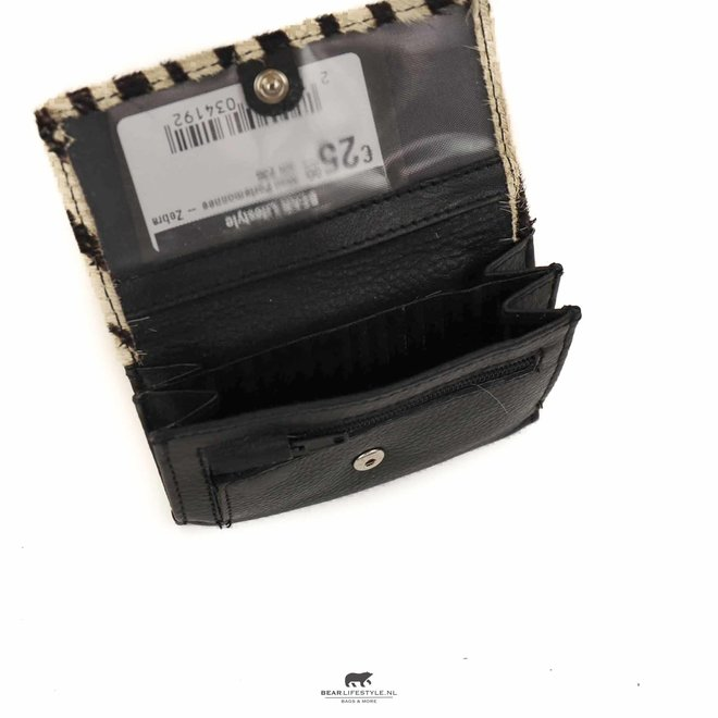 Mini Portemonnee - Koe HH 236