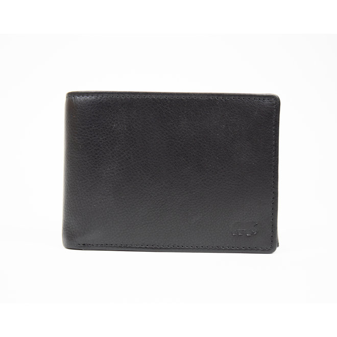 Brieftasche Herren - Schwarz FR 7254 RFID