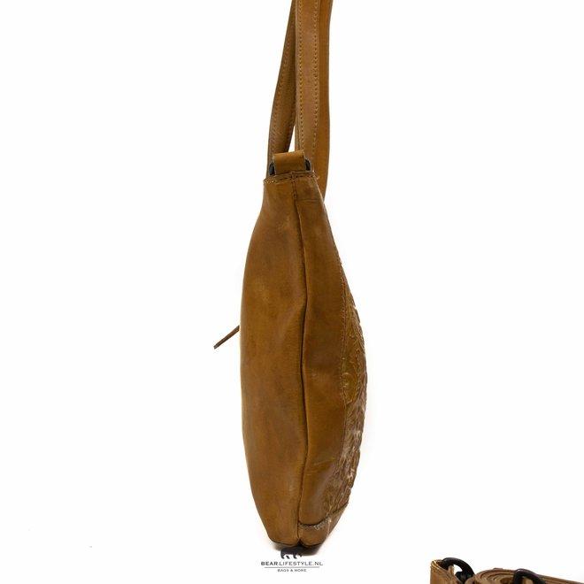 Shopper 'Flora' Geel CP 2029