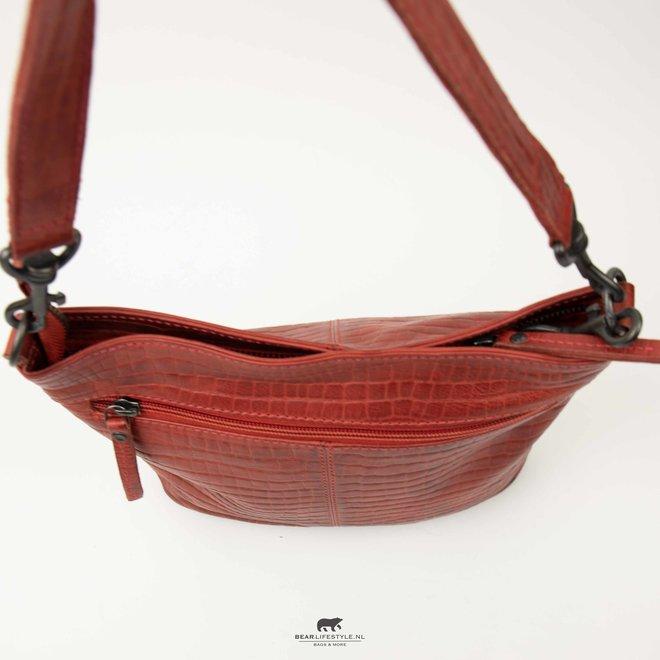 Taschentasche 'Caprica' - Röt CP1297