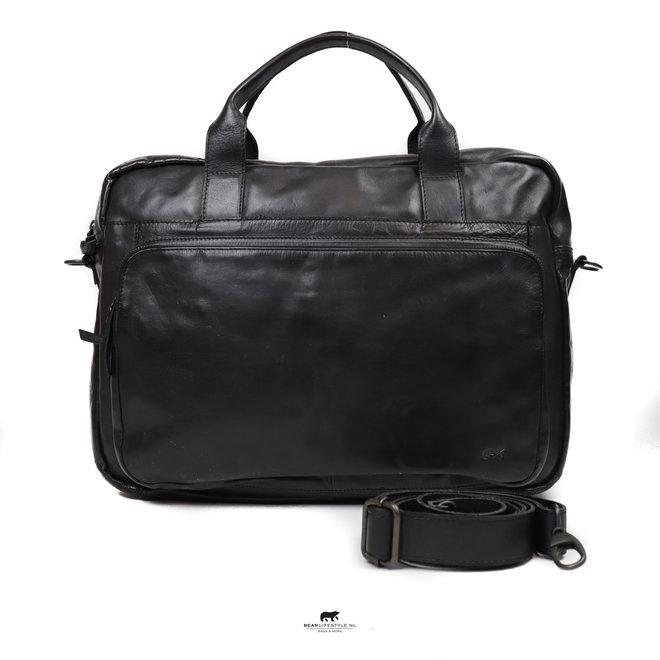 """Laptoptasche 'Dani' 17"""" CL 36824 Schwarz"""