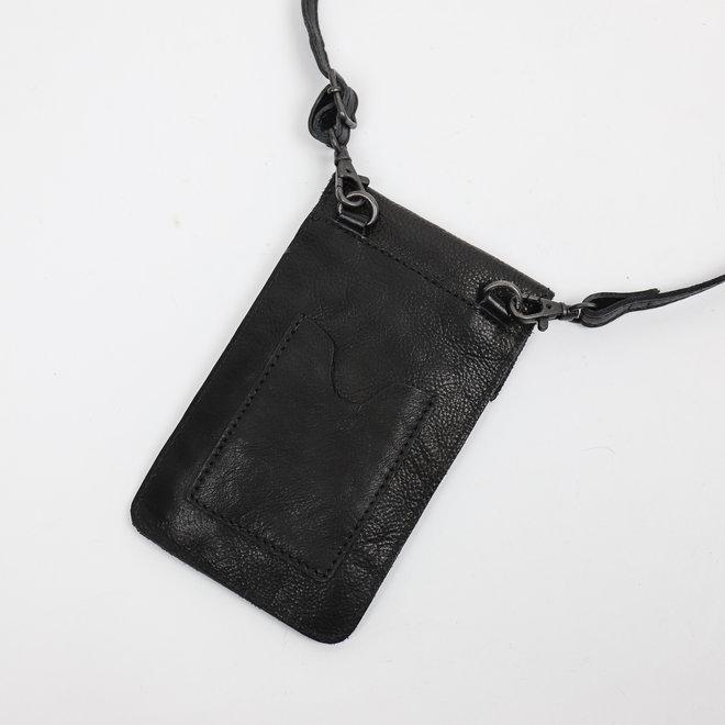 Telefoontasje 'Priya' CP 2071 Zwart