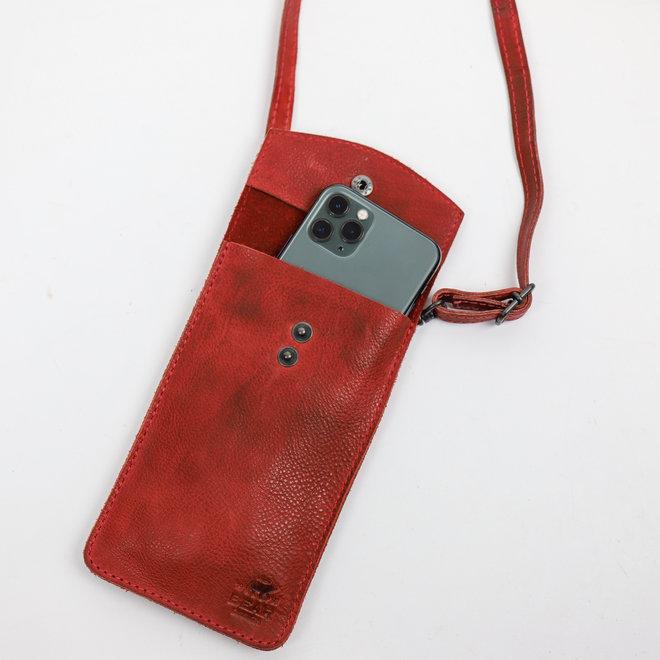 Telefontasche 'Priya' CP 2071 Röt