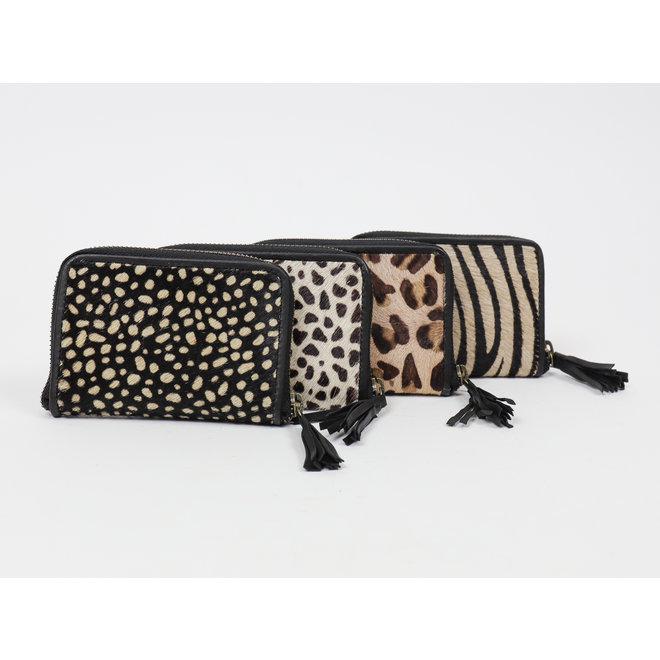 Brieftasche/Beutel Zebra - HH 11079
