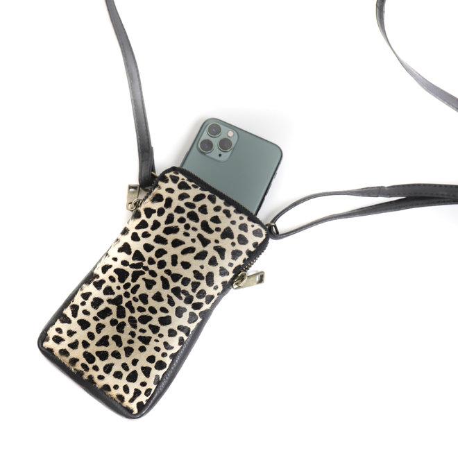 Telefoontasje Black Dot - HH 11080