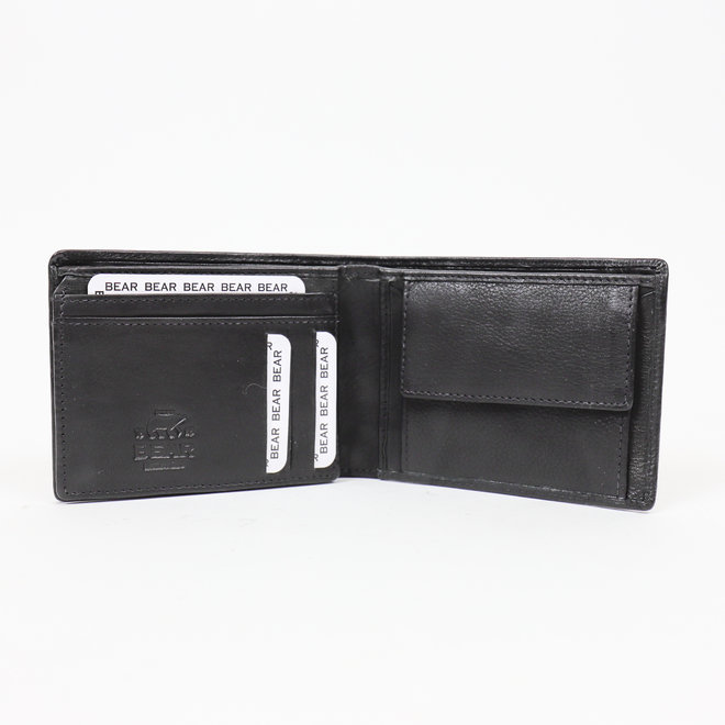 Brieftasche CP 8731 'Hardy' Schwarz