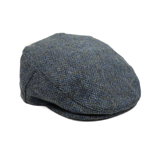 Flatcap Blaugrauer Mann/Frau