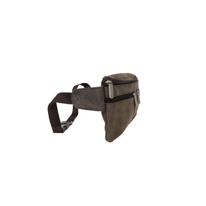 Hüfttasche Lana HD3560 Dunkelbraun
