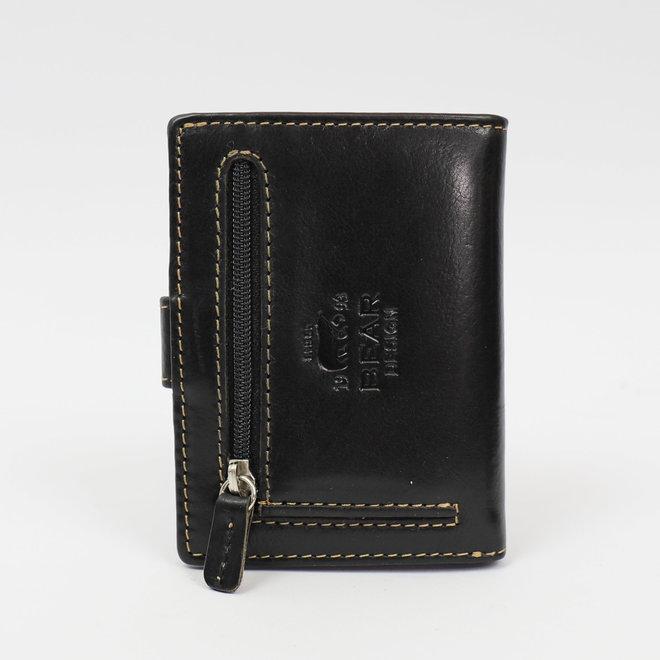 Pasjesmap/Portemonnee RO 527 Zwart