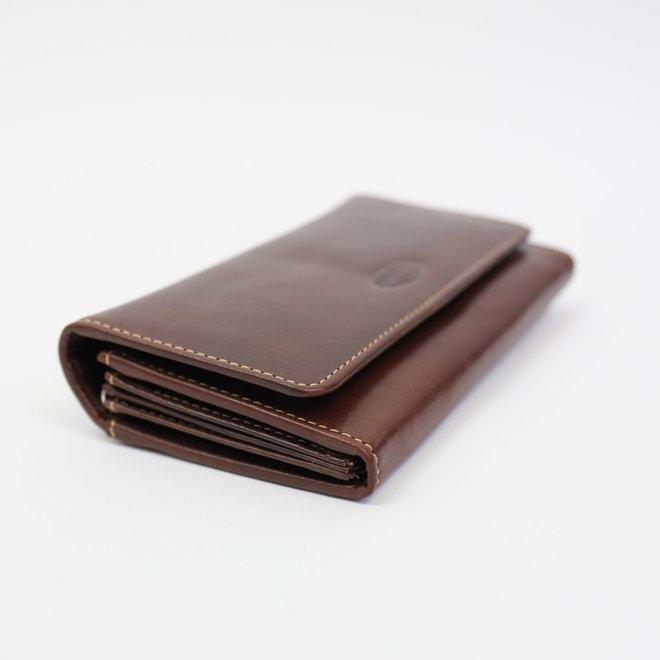 Damenportemonnaie RO9918 Braun