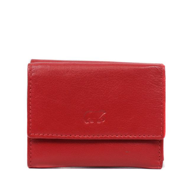 Mini-Geldbörse - Rot FR8460