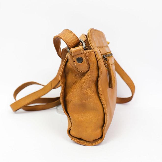Klein schoudertasje CL35735 Geel - 'Olivia'