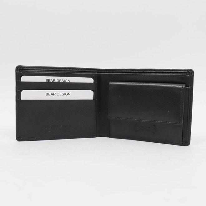 Mini Billfold - FR 9179 Zwart