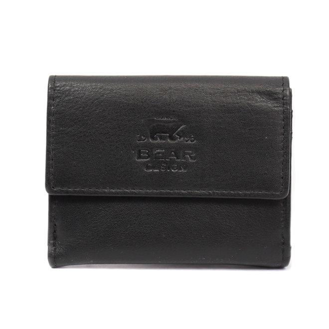 Mini Portemonnee - Zwart FR8460