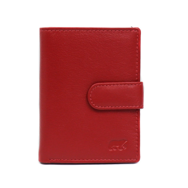 Reisepass / Geldbörse FR527 Basic Red