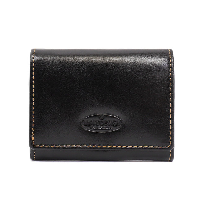 Mini Geldbörse - RO 9492 Schwarz