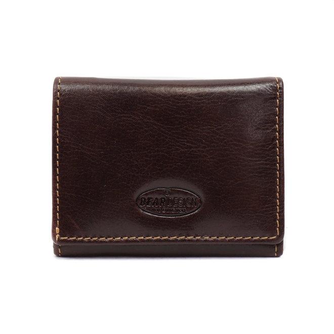 Mini portemonnee - RO 9492 Bruin