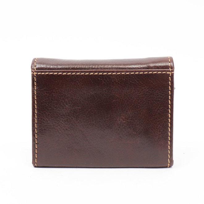 Mini Geldbörse - RO 9492 Braun
