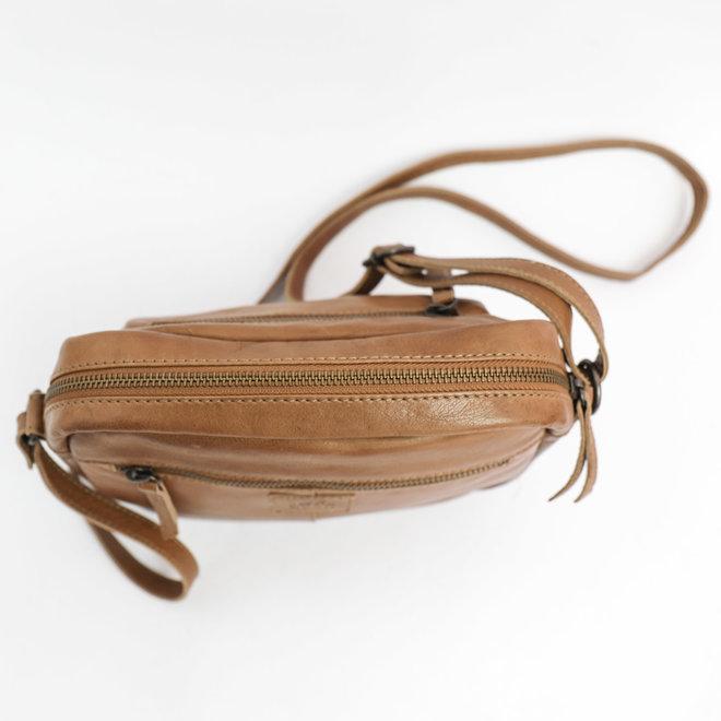 Kleine Umhängetasche 'Fabien' Braun BL 40922