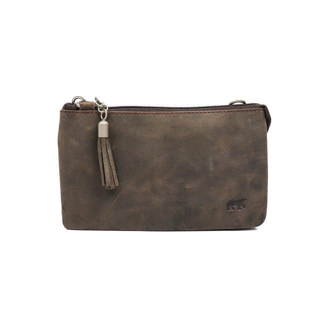 Portemonnaietasche 'Umi' - Braun HD 36799