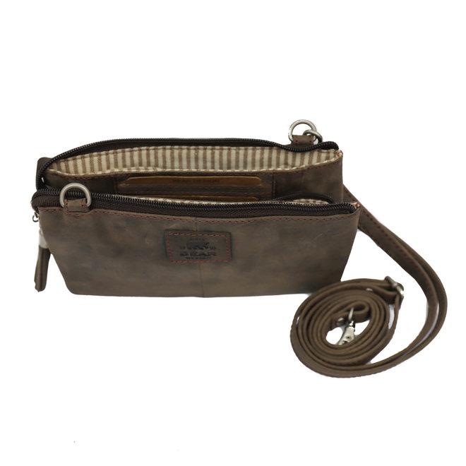 Handtasche / Umhängetasche 'Umi 1' - HD4887 Braun