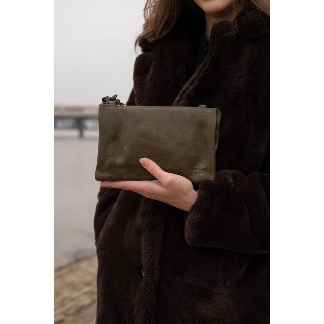 Geldbörse Tasche / Umhängetasche Uma CP30996 Grün
