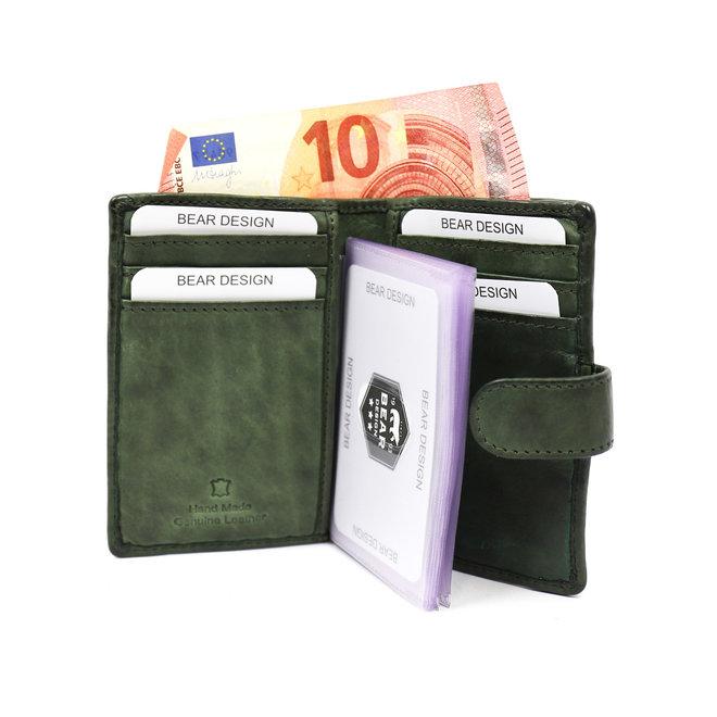 Portemonnaie CL527 Grün
