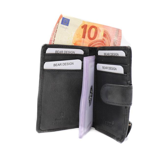 Kreditkartenetui CL527 Schwarz