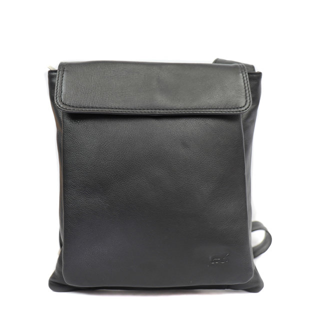 Kleine Schulter/Reisetasche 'Lou' B 6621 Schwarz