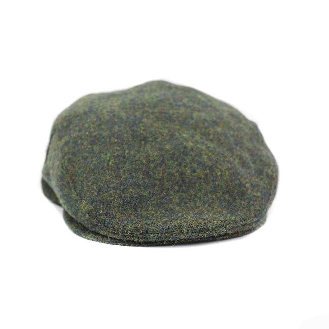 Flat cap Tweed - Groen (D 58)