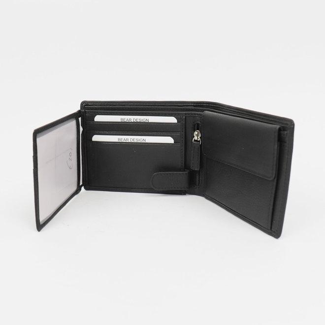 Brieftasche schwarz - 14182