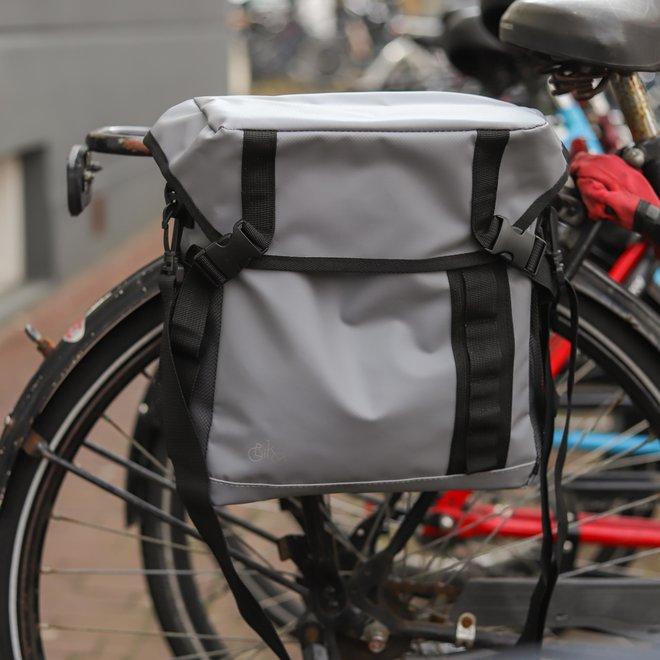 Fahrradtasche / Umhängetasche 'Hans' - wasserdicht