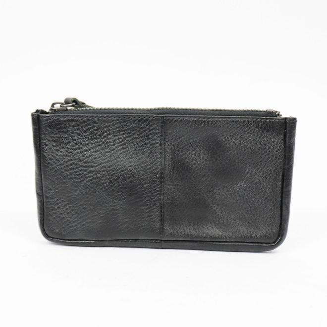 Sleutel/losgeld portemonnee CP7090 - Zwart