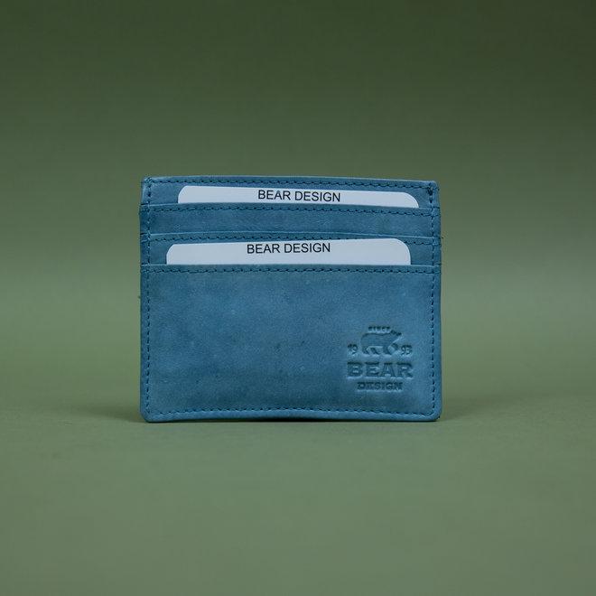 Dunne Pasjes-houder CL14617 Hemelsblauw