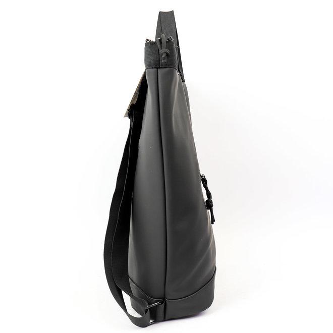Wasserdichter Rucksack / Shopper 'Mart' 20L - Schwarz