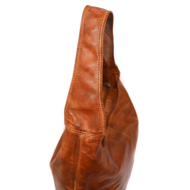 Buideltas/Handtas 'Yvonne' - Cognac CL 41357
