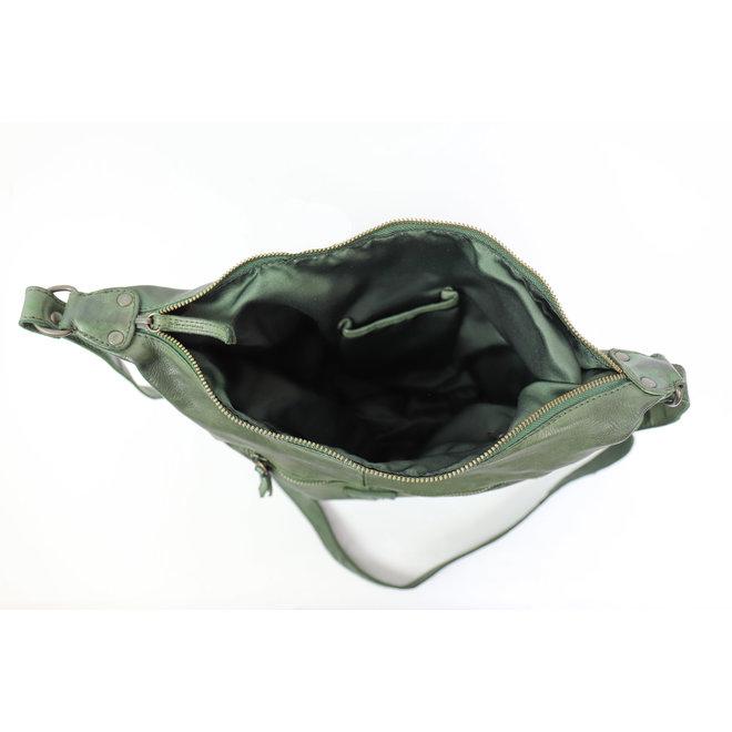 Schoudertas 'Frieda' - CL 40498 groen