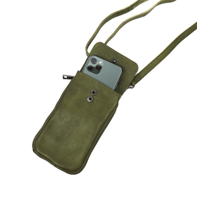 Telefoontasje 'Elske' - CP 2106 Groen