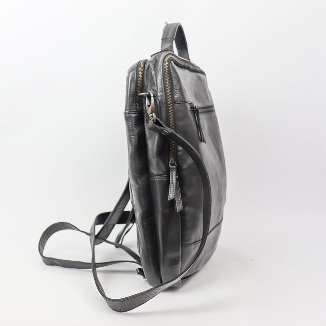CL35278 Laptoptas/Rugzak 'Celso' - Zwart