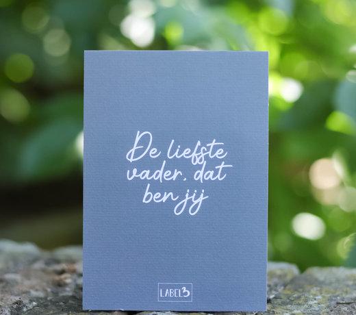 Vaderdag bij BEARLifestyle.nl