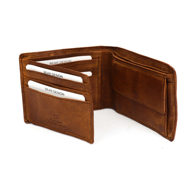 Brieftasche CL14966 Cognac