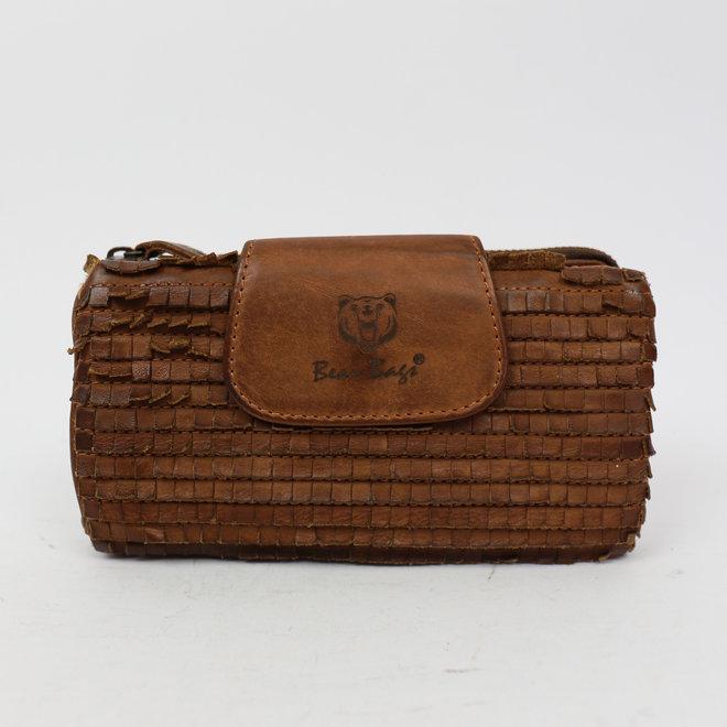 Dames portemonne - Rafel GR11043 Cognac