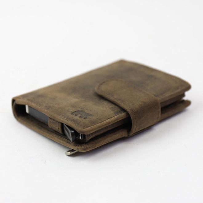 HD15253 Anti Skim Wallet Ritsvak -Dark Nature Figuretta