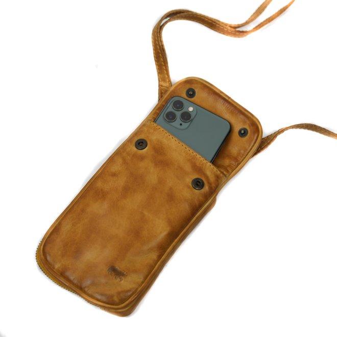 Telefoontasje 'Elske' - CL 41579 Geel
