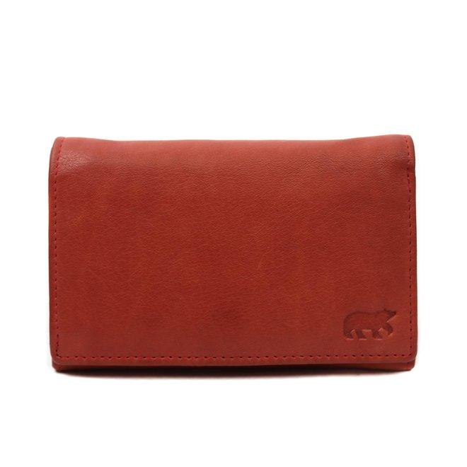 Dames portemonnee 'Sweety' - Rood CP 5066