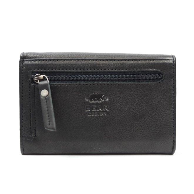 Dames portemonnee 'Sweety' - Zwart CP 5066