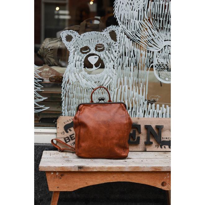 Bear Design rugzak 'Lina' - Cognac CL 41715