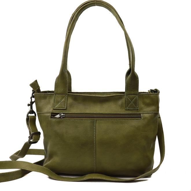 Handtasche / Umhängetasche 'Katya' - Grün CP 6006