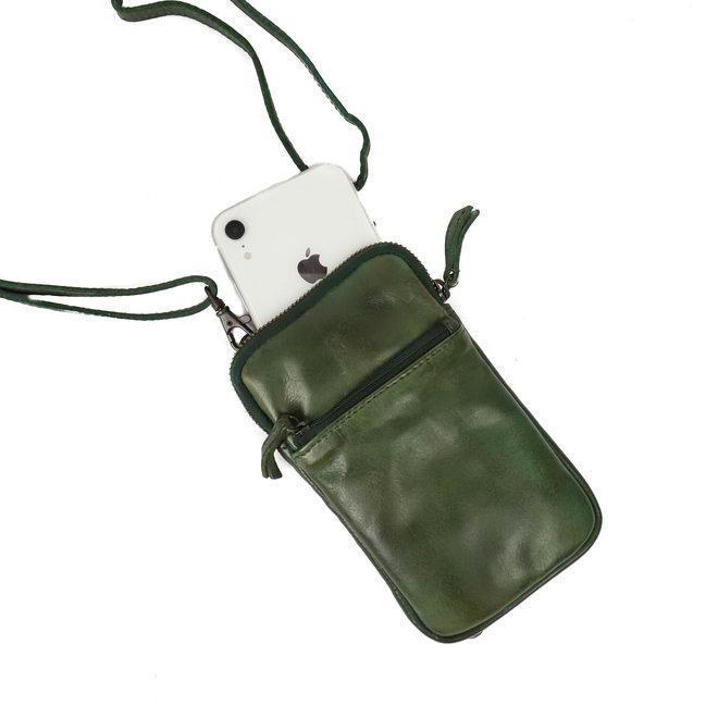 Mini-/Handytasche 'Sammy' Grün - CL 41862